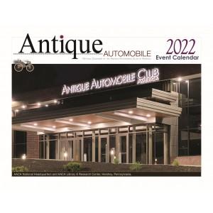 2022 AACA Calendar