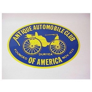 AACA Logo Sign