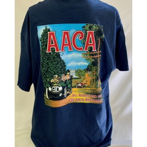 T-shirt AACA Nationals