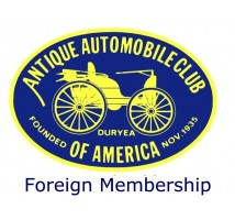 Foreign Membership
