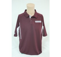 Maroon front view